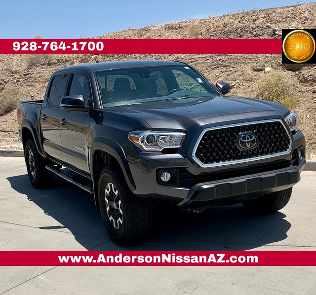 Pre-Owned 2018 Toyota Tacoma TRD Offroad