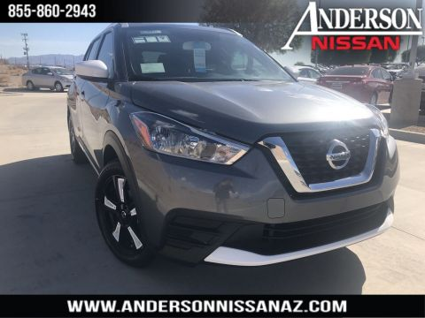 New 2018 Nissan Kicks SV