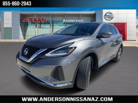 159 New Nissan Cars, SUVs in Stock | Anderson Nissan