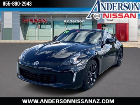 Pre-Owned 2020 Nissan 370Z Base